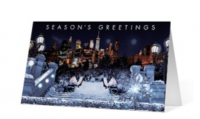 2019 Evening Spectacle Vivid Greetings Print cards