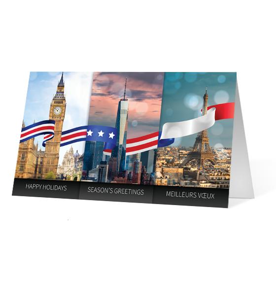 Festive Flags - Print