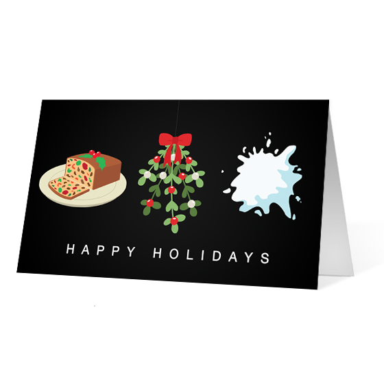 Holiday Humor - Print