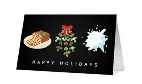 2019 holiday humor corporate holiday greeting card thumbnail