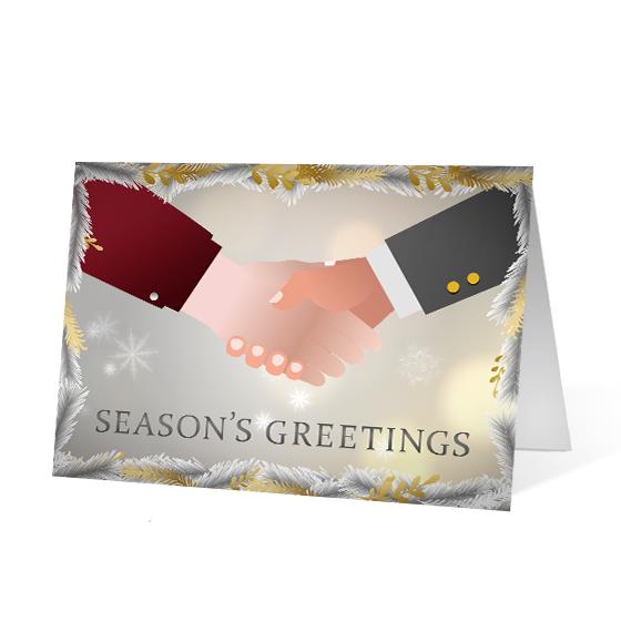 Seasonal Gestures - Print