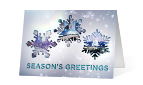 2019 sparkling views cities corporate holiday greeting card thumbnail