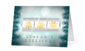 2019 chance corporate holiday greeting card thumbnail