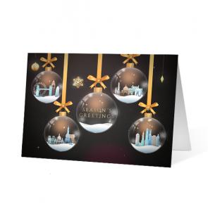 Glass Ornaments(International ver) - Print