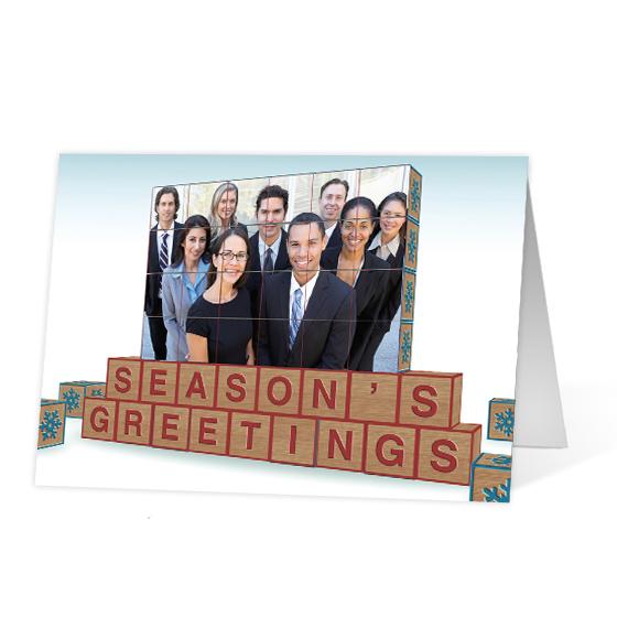 2019 Building Block Vivid Greetings Print cards