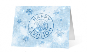 2019 holiday perspective corporate holiday print greeting card thumbnail