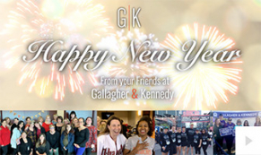 2019 Gallagher Kennedy - custom corporate holiday ecard thumbnail