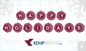 2019 Kemp Smith - Dodecahedron corporate holiday ecard thumbnail