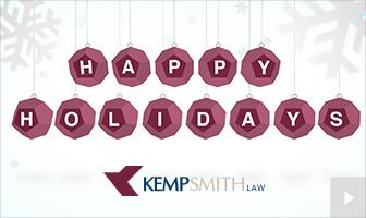 2019 Kemp Smith - Dodecahedron corporate holiday ecard thumbnail
