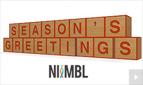 2019 NIIMBL-Building Blocks corporate holiday ecard thumbnail