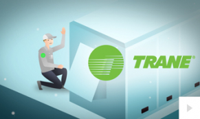 2019 Trane - custom corporate holiday ecard thumbnail