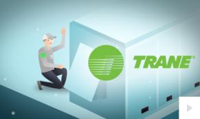2019 Trane - custom corporate holiday ecard thumbnail