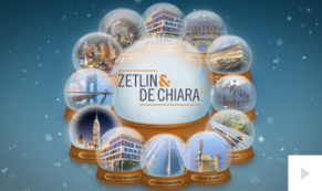 2019 Zetlin De Chiara - custom corporate holiday ecard thumbnail