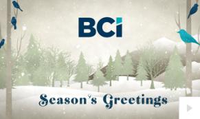 2019 BCI - custom corporate holiday ecard thumbnail