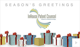 2019 Inhouse Patent - Wrapping Wishes corporate holiday ecard thumbnail