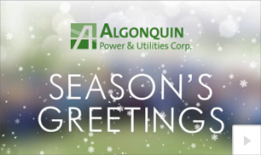 2019 APUC - celebrating connections corporate holiday ecard thumbnail