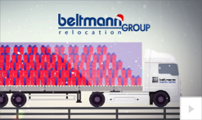 2019 Beltman - Transporation corporate holiday ecard thumbnail