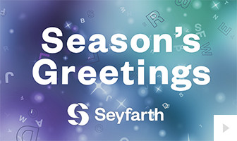 2019 Seyfarth - Word Wishes corporate holiday ecard thumbnail