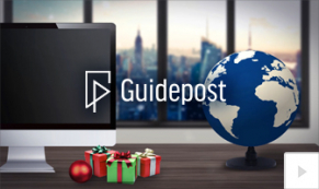 2019 Guildpost Global Sentiments Vivid Greetings Corporate Ecard