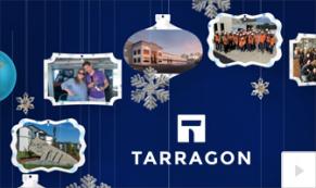 2019 Tarragon Company Moments Vivid Greetings Corporate Ecard