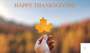 Leaf Journey Thumbnail Thanksgiving 2020 Vivid Greetings Corporate Ecard
