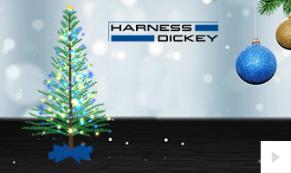2019 Harness Dickey custom Vivid Greetings Corporate Ecard