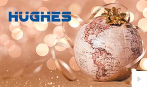 2019 Hughes custom Vivid Greetings Corporate Ecard