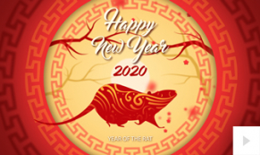 Chinese New Year Version 02 Vivid Greetings Corporate Ecard