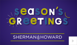 2019 sherman howard frivolity Vivid Greetings Corporate Ecard