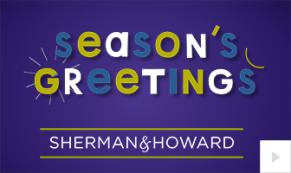 2019 sherman howard frivolity Vivid Greetings Corporate Ecard