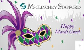 2018 Mcglinchey Stafford Mardigras Vivid Greetings Ecard