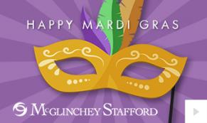 2019 Mcglinchey Stafford Mardigras Vivid Greetings Ecard