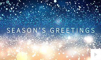 sparkling horizon color 1 2020 corporate holiday ecard thumbnail