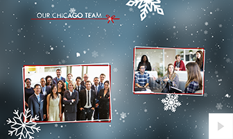 Our Team 2020 corporate holiday ecard thumbnail