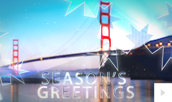 Crystal Reveal 2020 corporate holiday ecard thumbnail
