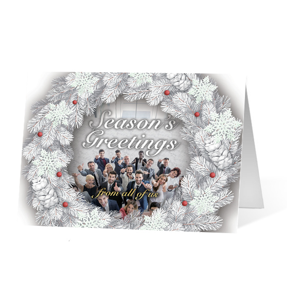 Our Team Wreath - Print