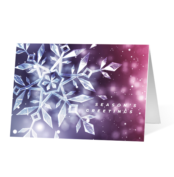Ice Flare - Print