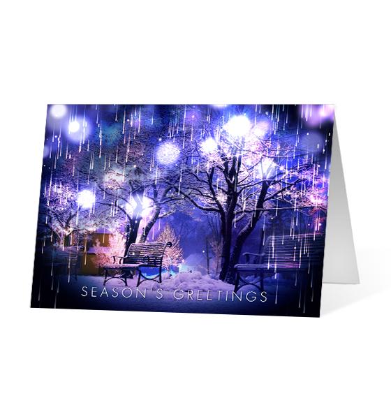 Cascading Lights - Print