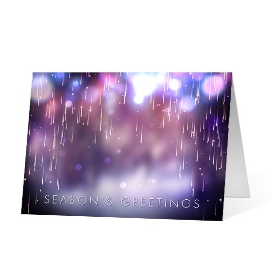 Cascading Lights - Version 2 - Print