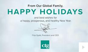 2020 CTG Custom corporate holiday ecard thumbnail