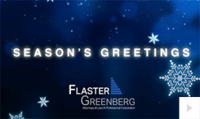 2020 Flaster Custom corporate holiday ecard thumbnail