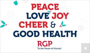 2020 RGP Custom corporate holiday ecard thumbnail
