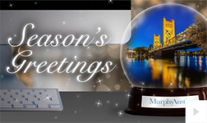 2020 Murphy Austin Semi-Custom corporate holiday ecard thumbnail