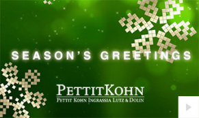2020 Pettit Kohn Semi-Custom corporate holiday ecard thumbnail