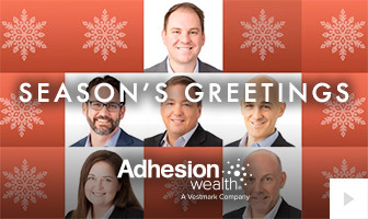 2020 Adhesion corporate holiday ecard thumbnail
