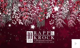 Rapp Krock 2020