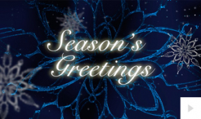 Frost corporate holiday ecard thumbnail