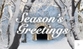Holiday Tunnel corporate holiday ecard thumbnail