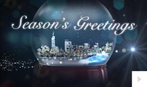 Illuminate holiday ecard thumbnail