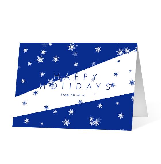 Snowflake Journey - Print